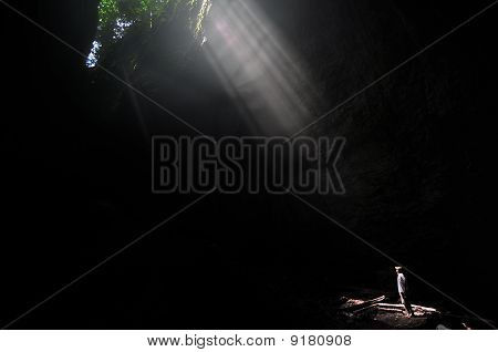 Cave Light Blessing