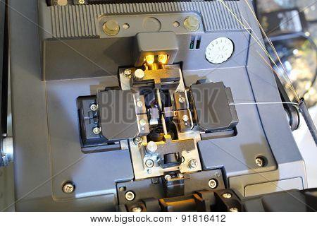Welding machine Fiber-optic communication lines