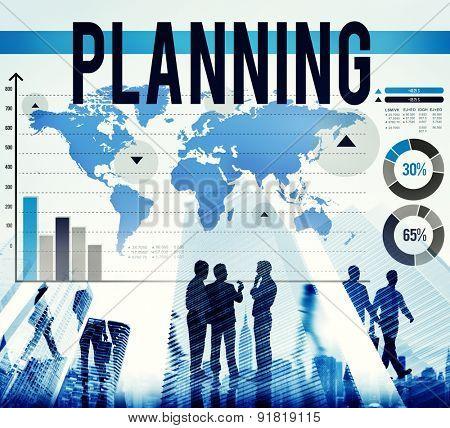 Planning Plan Strategy Analysis Development Concept