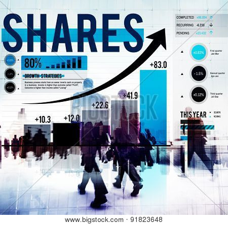 Shares Sharing Give Togetherness Community Concept