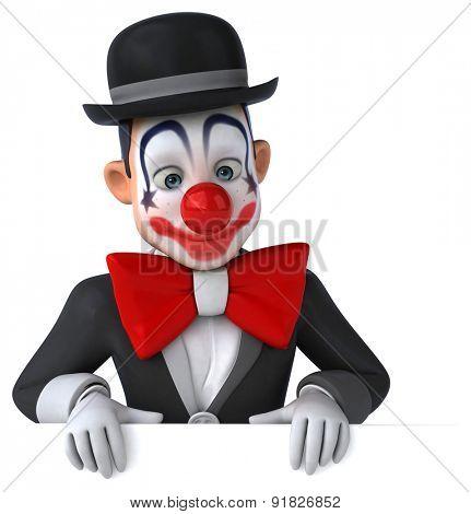 Fun clown