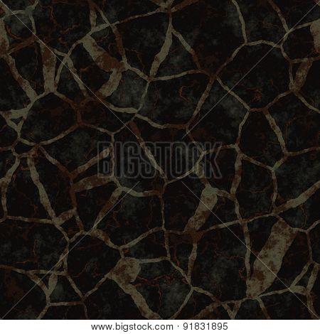 Ground Seamless Generated Texture