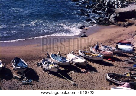 Beach & Boats