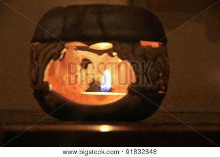 Lamp in Bedroom