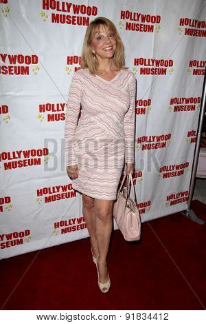 LOS ANGELES - MAY 27:  Teresa Ganzel at the Missing Marilyn Monroe Images Unveiled at the Hollywood Museum  on May 27, 2015 in Los Angeles, CA