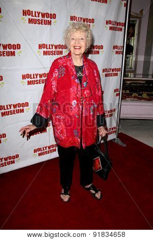 LOS ANGELES - MAY 27:  Kathleen Hughes at the Missing Marilyn Monroe Images Unveiled at the Hollywood Museum  on May 27, 2015 in Los Angeles, CA