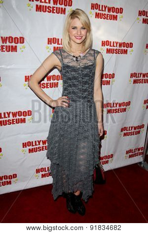 LOS ANGELES - MAY 27:  Katie GIll at the Missing Marilyn Monroe Images Unveiled at the Hollywood Museum  on May 27, 2015 in Los Angeles, CA