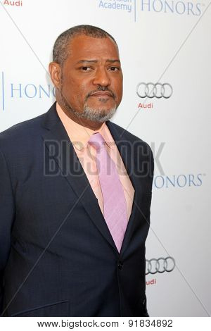 LOS ANGELES - MAY 27:  Laurence Fishburne at the 8th Annual Television Academy Honors - Arrivals at the Montage Hotel on May 27, 2015 in Beverly Hills, CA