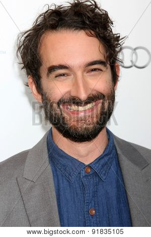 LOS ANGELES - MAY 27:  Jay Duplass at the 8th Annual Television Academy Honors - Arrivals at the Montage Hotel on May 27, 2015 in Beverly Hills, CA