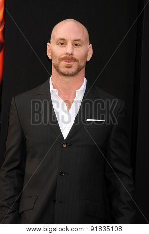 LOS ANGELES - MAY 26:  Matt Gerald at the