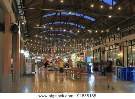 Asiatique Bangkok shopping