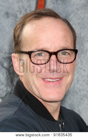 LOS ANGELES - MAY 26:  Clark Gregg at the