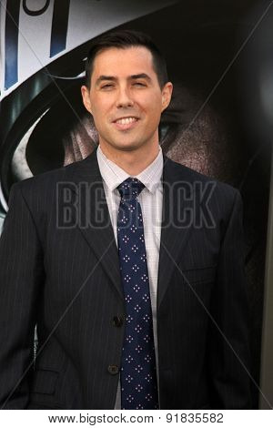 LOS ANGELES - MAY 26:  Brad Peyton at the