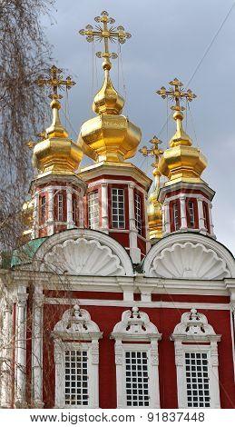 Orthodox Church and monastery