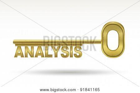 Analysis - Golden Key
