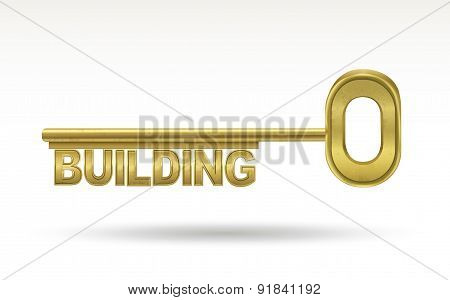 Building - Golden Key