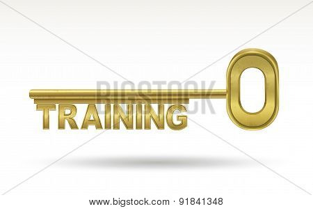 Training - Golden Key