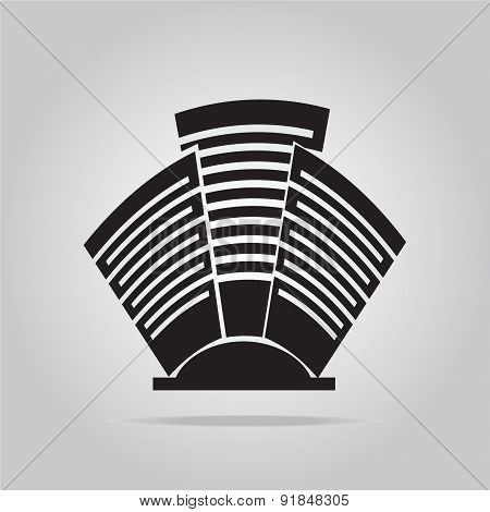 Building Office Icon