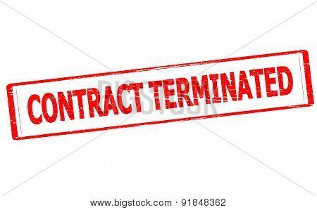 Contract Terminated