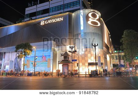 Gaysorn shopping mall Bangkok