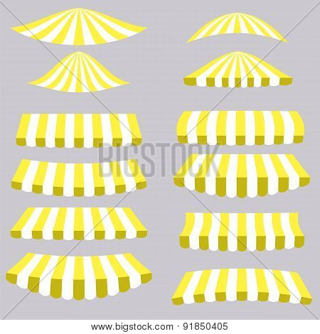 Yellow Tents