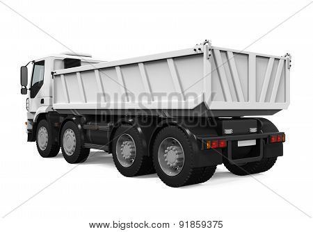 Tipper Dump Truck