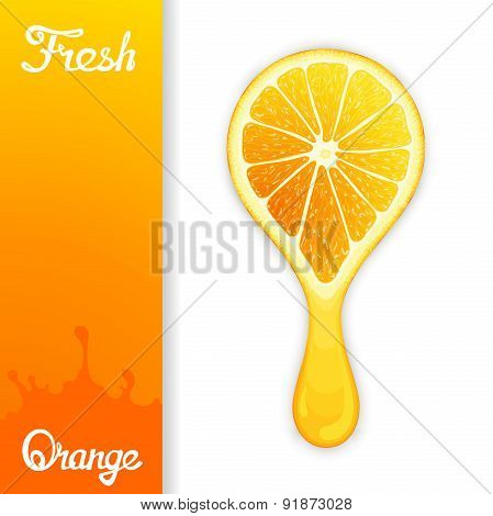 Orange crush juice