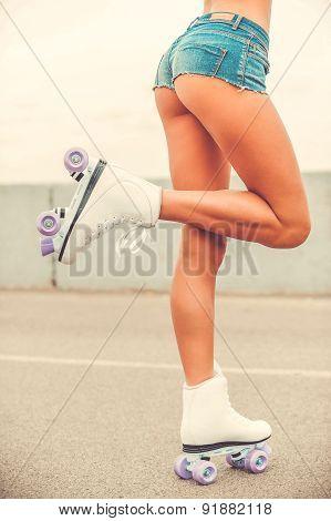 Sporty Legs.