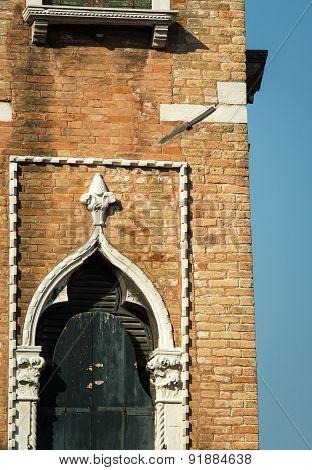 architectural details venice