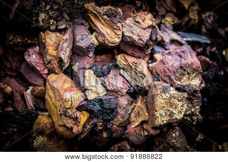 Stones from the Oil Works