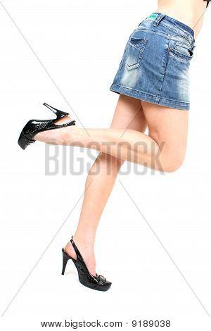 Prostitute legs