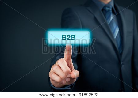 Business To Business B2B