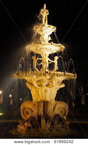 Eros Fountain