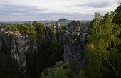 image of nationalism  - Saxon Switzerland National Park (German: Nationalpark S�chsische Schweiz), 