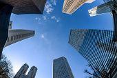 foto of high-rise  - Shinjuku subcenter High - JPG