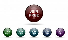 image of joining  - join free icon 