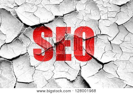 Grunge cracked Search engine optimalization