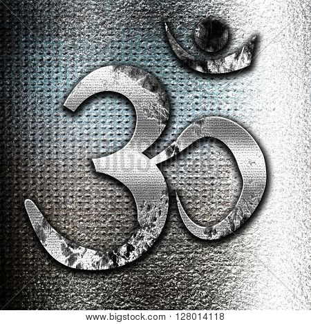 Om sign icon