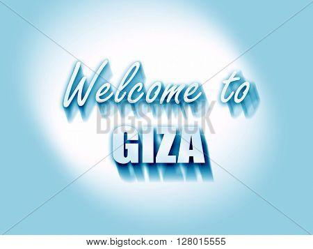 Welcome to giza