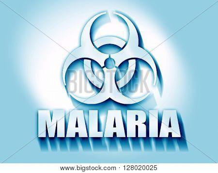 malaria concept background