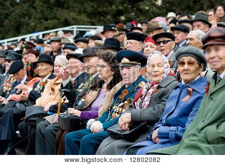 Honourable Wwii's Veterans