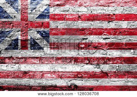 America flag background