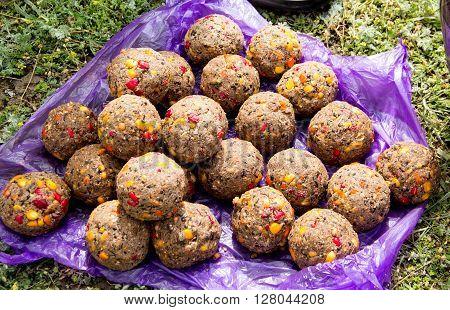 The Balls Of Bait