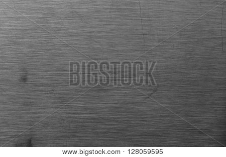 Texture of rough, scratched, grooved sheet metal