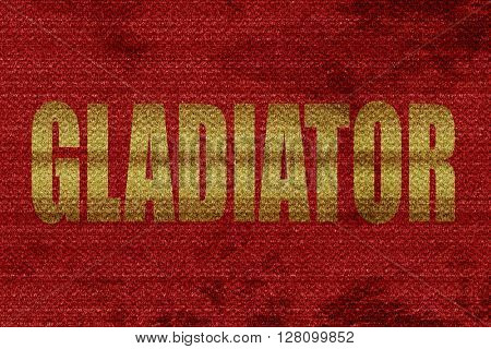 gladiator sign roman empire