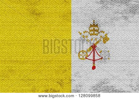 papal flag sign