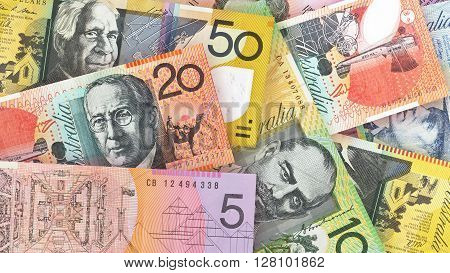 Australian Dollar Background