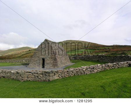 Gallarus oratório, Irlanda