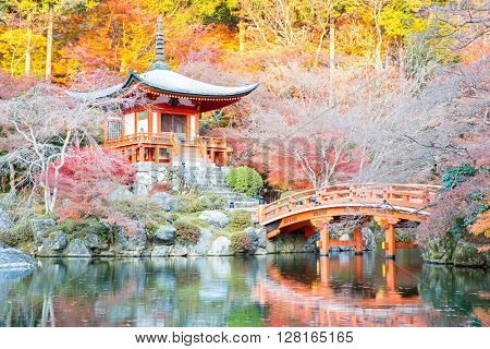 Daigoji Temple Shingon Buddhist temple in daigo Kyoto Japan