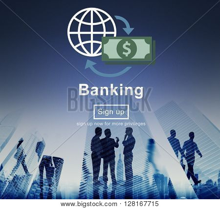 Banking Business Account Finance Economy Concept
